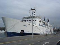 Transbordador de Istra Imagen de archivo libre de regalías