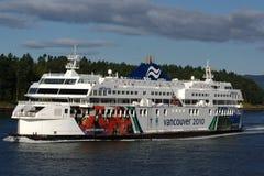 Transbordador de la Columbia Británica fotos de archivo