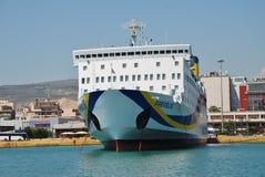 Transbordador de Prevelis, Atenas Imágenes de archivo libres de regalías