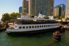 Transbordador de Toronto fotografía de archivo libre de regalías
