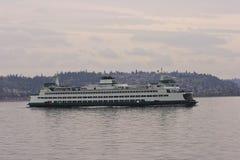 Transbordador del estado de Washington Foto de archivo