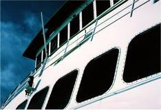 Transbordador del estado de Washington imagen de archivo libre de regalías