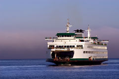 Transbordador del noroeste Imagen de archivo libre de regalías