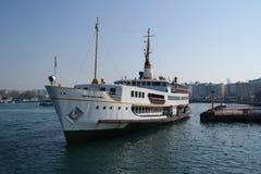 Transbordador del turco Foto de archivo libre de regalías