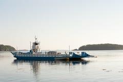 Transbordadores canadienses Foto de archivo libre de regalías