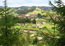 Transcarpathia. Stock Photography