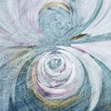 Transcendance en spirale 2 images stock