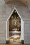 Transepto da catedral de Bodo Imagem de Stock Royalty Free