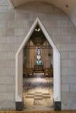 Transepto de la catedral de Bodo Imagen de archivo libre de regalías