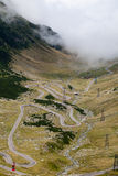 Transfagarasan Royalty Free Stock Photography