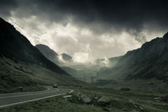 Transfagarasan Stock Photos