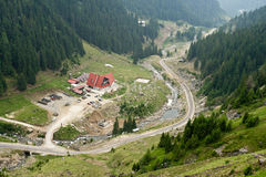 Transfagarasan Stock Photography