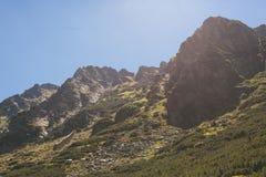 Transfagarasan Image libre de droits