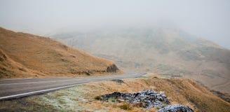 Transfagarasan Highway Stock Image