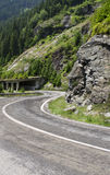 Transfagarasan Road Royalty Free Stock Photos