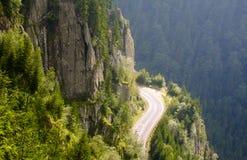 The Transfagarasan Road Royalty Free Stock Photography