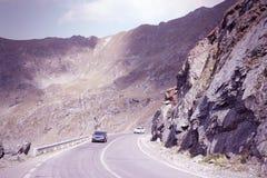 Transfagarasan Road Stock Photography