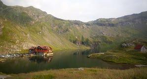 Transfagarasan road, Romanian Carpathians Stock Image