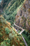 Transfagarasan in Transylvania, Romania Royalty Free Stock Photography