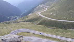 Transfagarasani Stock Photos