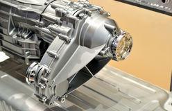 Transfer gearbox Royalty Free Stock Photos