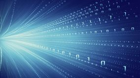 Transfer Of Information, Cloud Computing And Big Data Concept Stock Images