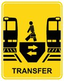 Transfer -  sign Stock Images