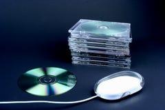 Transferencia directa de la música Fotografía de archivo libre de regalías