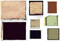 Transferencias de la frontera Imágenes de archivo libres de regalías