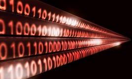 Transfert de données images libres de droits