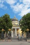 Transfiguraci katedra Zdjęcie Stock