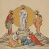 Transfiguracja Zdjęcie Stock