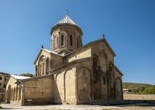 Transfiguratiekerk van het Samtavro-Klooster Royalty-vrije Stock Fotografie