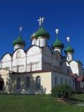 transfiguration спасителя собора Стоковая Фотография