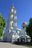 Transfiguration cathedral Royalty Free Stock Photography