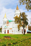Transfiguration Cathedral in Chernigov, Ukraine Stock Image