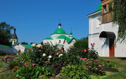 Spassky Monastery in Murom Royalty Free Stock Photography