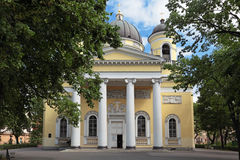 Transfiguration Cathedral Stock Photography