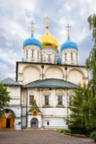 Transfiguration Cathedral in Moscow, Russia Stock Images
