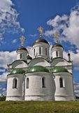 Transfiguration Cathedral in Murom, Russia Royalty Free Stock Photos