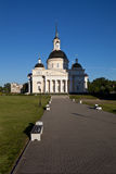 Transfiguration Cathedral. Nevyansk. Russia. Royalty Free Stock Photo