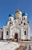 Nikolo-Ugreshsky Monastery, Moscow region, Russia Stock Image