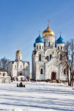 Nikolo-Ugreshsky Monastery, Moscow region, Russia Royalty Free Stock Photo