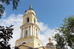 The Transfiguration Cathedral, Russia Stock Photo