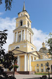 The Transfiguration Cathedral, Russia Stock Image