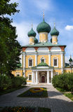 Transfiguration Cathedral in Uglich Royalty Free Stock Photo
