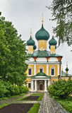 The Transfiguration Cathedral, Uglich Royalty Free Stock Photos