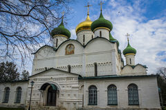 Transfiguration Cathedral Royalty Free Stock Images