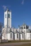 Transfiguration Church in Moshni, Ukraine Royalty Free Stock Image