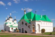 Transfiguration Monastery Stock Photo